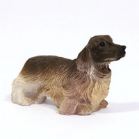 Dachshund Dog Figure
